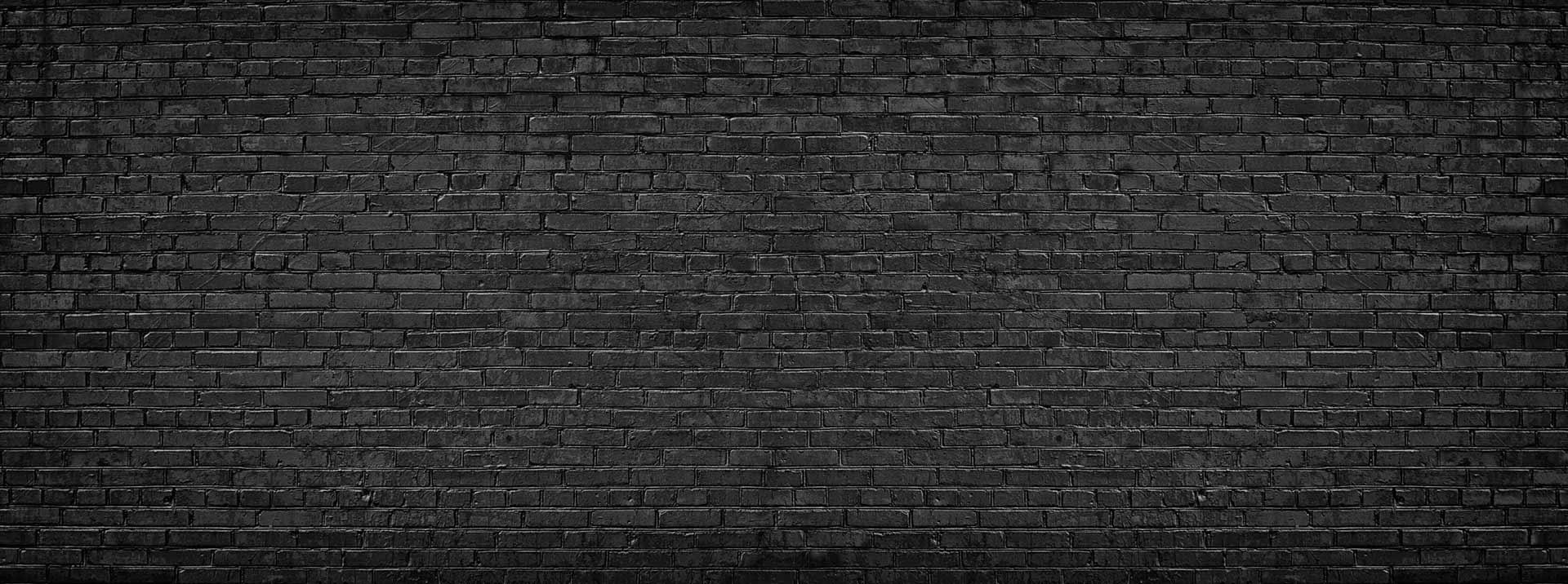 Fond Briques Noires